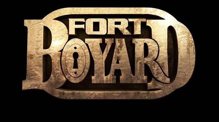 Fort boyard saison 2019 entrez dans la l gende de fort - Dessin fort boyard ...
