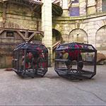 Deux cages