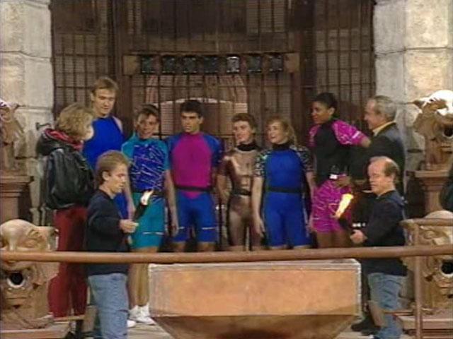 """Fort Boyard 1992 - Émission 13 - Équipe """"Les Tout-en-Or"""" Toutenor"""