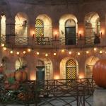 photo-Le fort aux couleurs d'Halloween