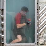 photo-Gérard Vives dans l'entrainement sous-marin