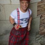 photo-Passe-Muraille s'est déguisé en Eric Fouras