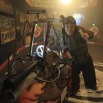photo-Passe Muraille et sa voiture de Car Wars