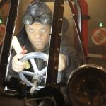 photo-Passe Muraille dans sa voiture de Car Wars