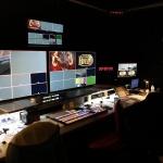 photo-La régie vidéo : le poste de pilotage de l'émission (cellule 015).