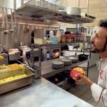 photo-La cuisine (cellule 023) en 2018