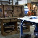 photo-L'atelier de construction (cellule 011) en 2012
