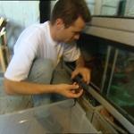 photo-L'Animalerie (cellule 215a) en 2004.