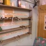 photo-La cellule des effets spéciaux (cellule 009) en 2004.