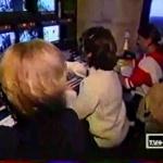 photo-La régie vidéos (cellule 015) en 2000