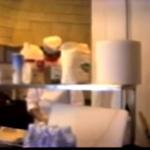 photo-La cuisine du fort (cellule 023) en 1994