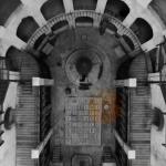 photo-La trappe d'accès à la citerne située sous la Salle du Trésor en 2018