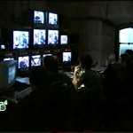 photo-La cellule 015 (régie vidéo) en 1998