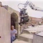 photo-La grue du fort en 1993