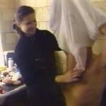 photo-La salle de maquillage / costumes en 1993