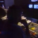 photo-La régie vidéo en 1993