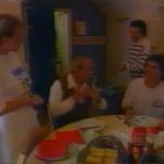 photo-La caféteria (cellule 024) en 1994