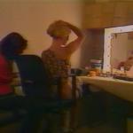 photo-La costumerie / Salle de Maquillage (cellule 020 021) en 1994