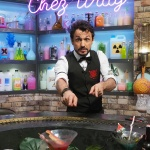 photo-Le Chef Willy dans son bar clandestin