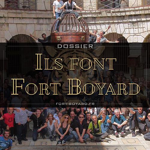 Ils font Fort Boyard